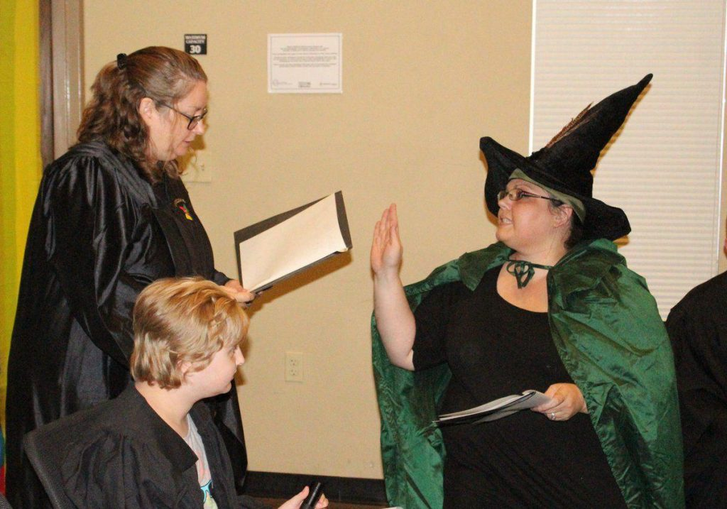 Harry Potter Murder Mystery Party